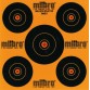 Milbro 5 Ring Splatter Targets
